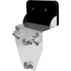 Motorhalterung für die Befestigung am Heckkorb für Motoren bis 45 kg