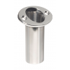 Deck bushing inner Ø 26 mm, 30°, oval base plate